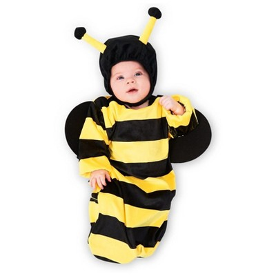 Baby Sweet as Honey Bumblebee Infant Bunting Costume 0-6 M
