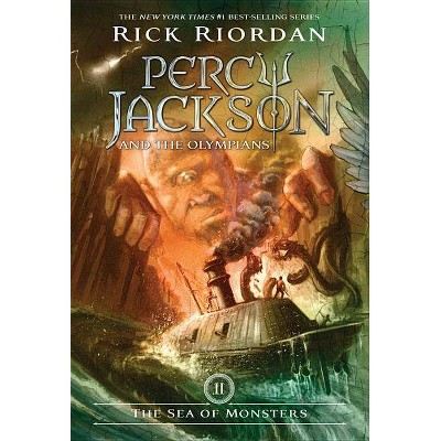 percy-jackson-and-the-olympians,-book-two-the-sea-of-monsters---(percy-jackson-&-the-olympians) by (percy-jackson-&-the-olympians)
