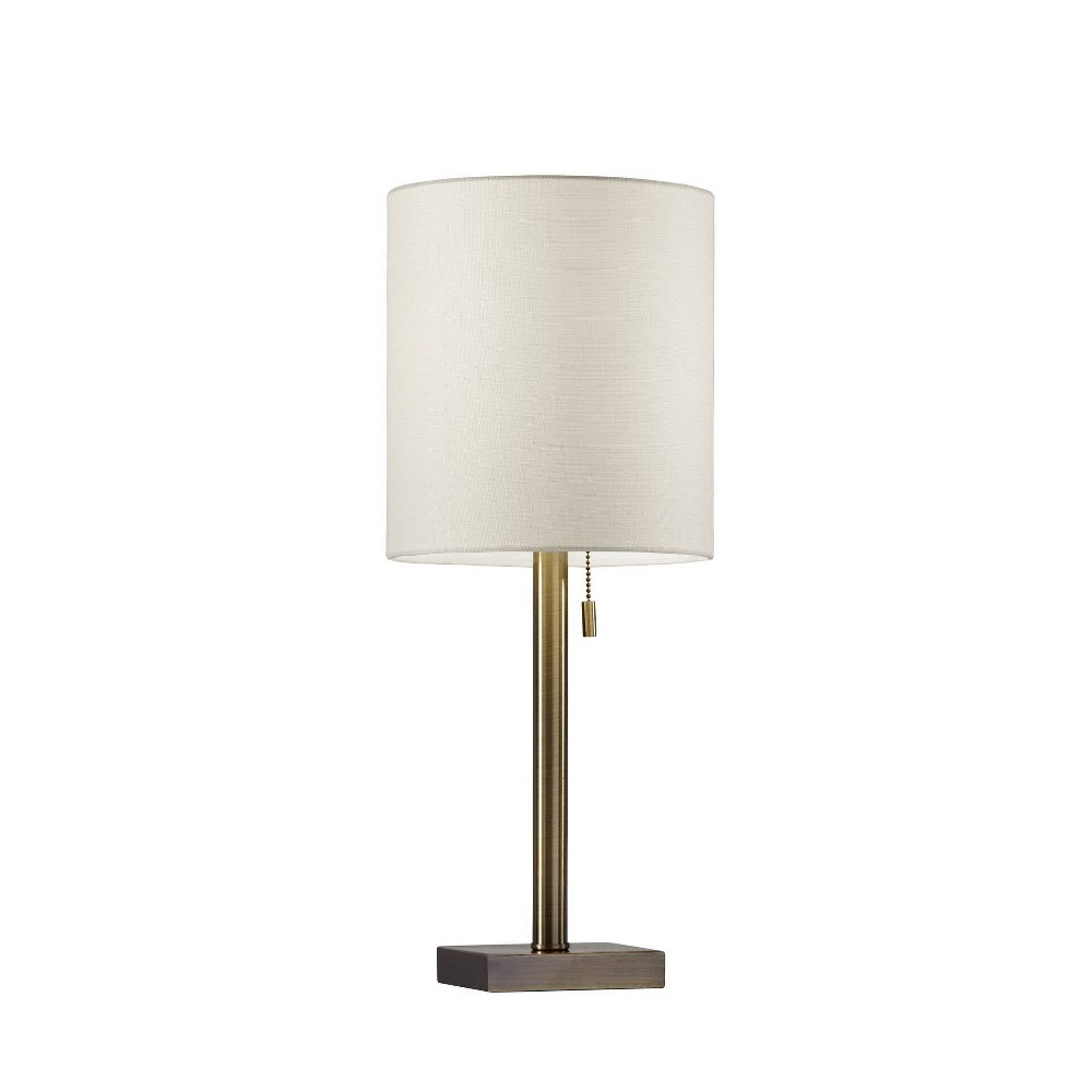 Liam Table Lamp Brass (Lamp Only)- Adesso