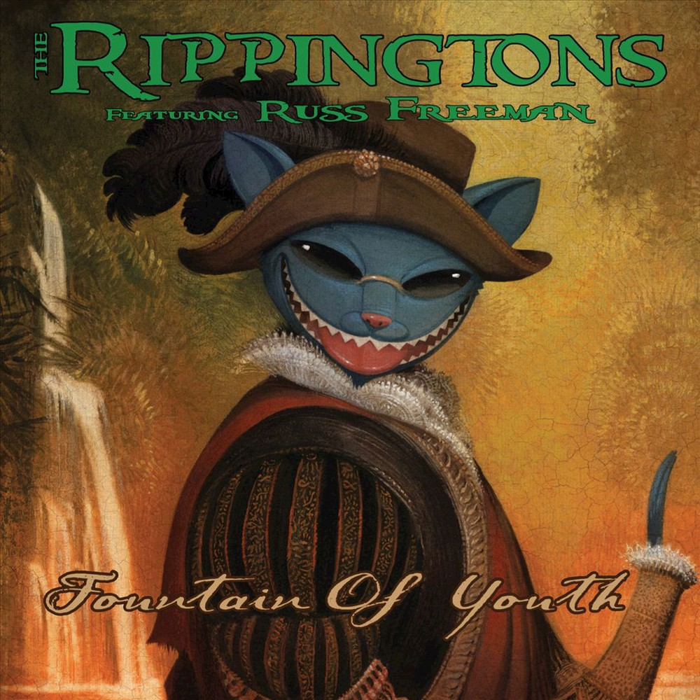 Rippingtons - Fountain Of Youth (CD)