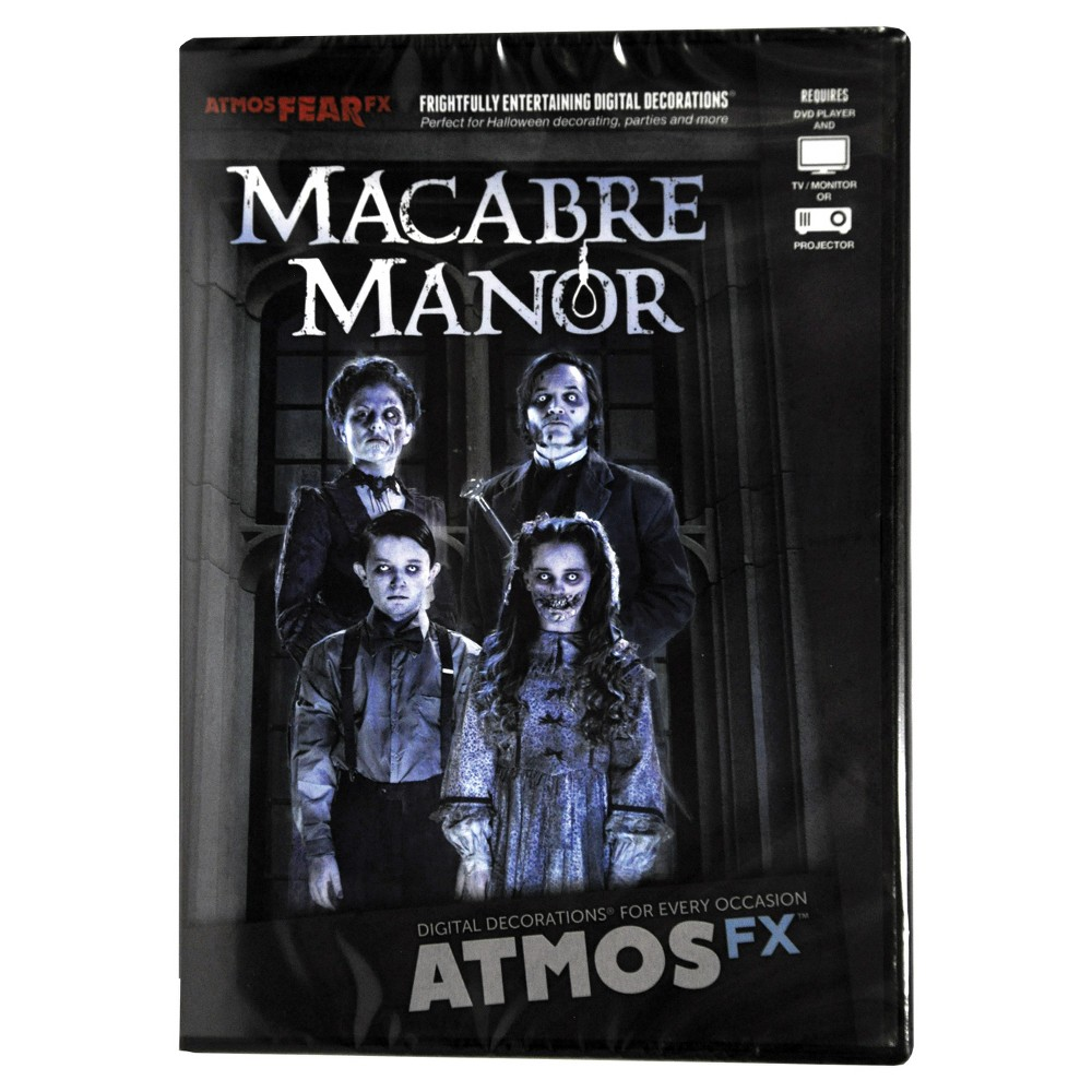 Image of Halloween Macabre Manor, Multi-Colored