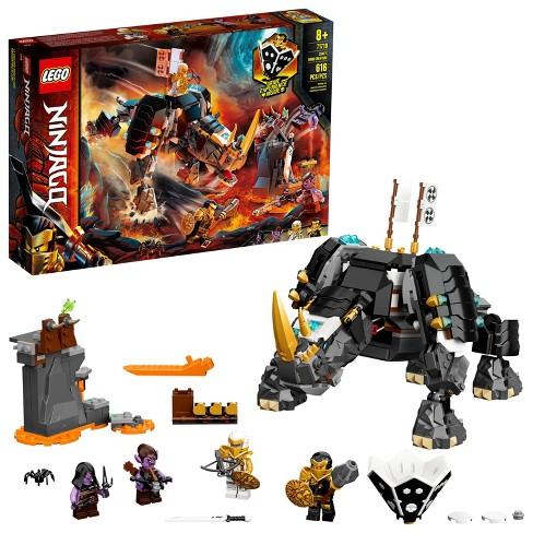 LEGO NINJAGO Zane's Mino Creature Building Set for Kids with Ninja Toys 71719 - image 1 of 4