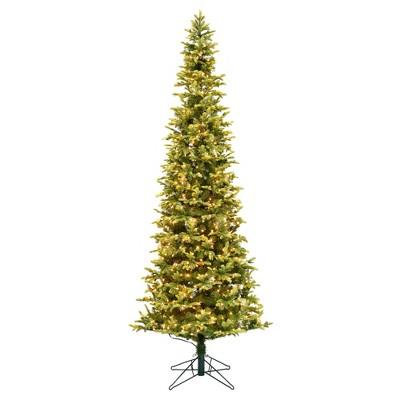 Vickerman Belmount Balsam Fir Artificial Christmas Tree