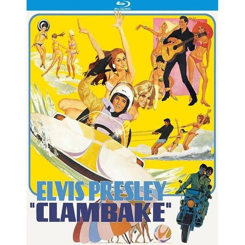 Clambake (Blu-ray) - image 1 of 1
