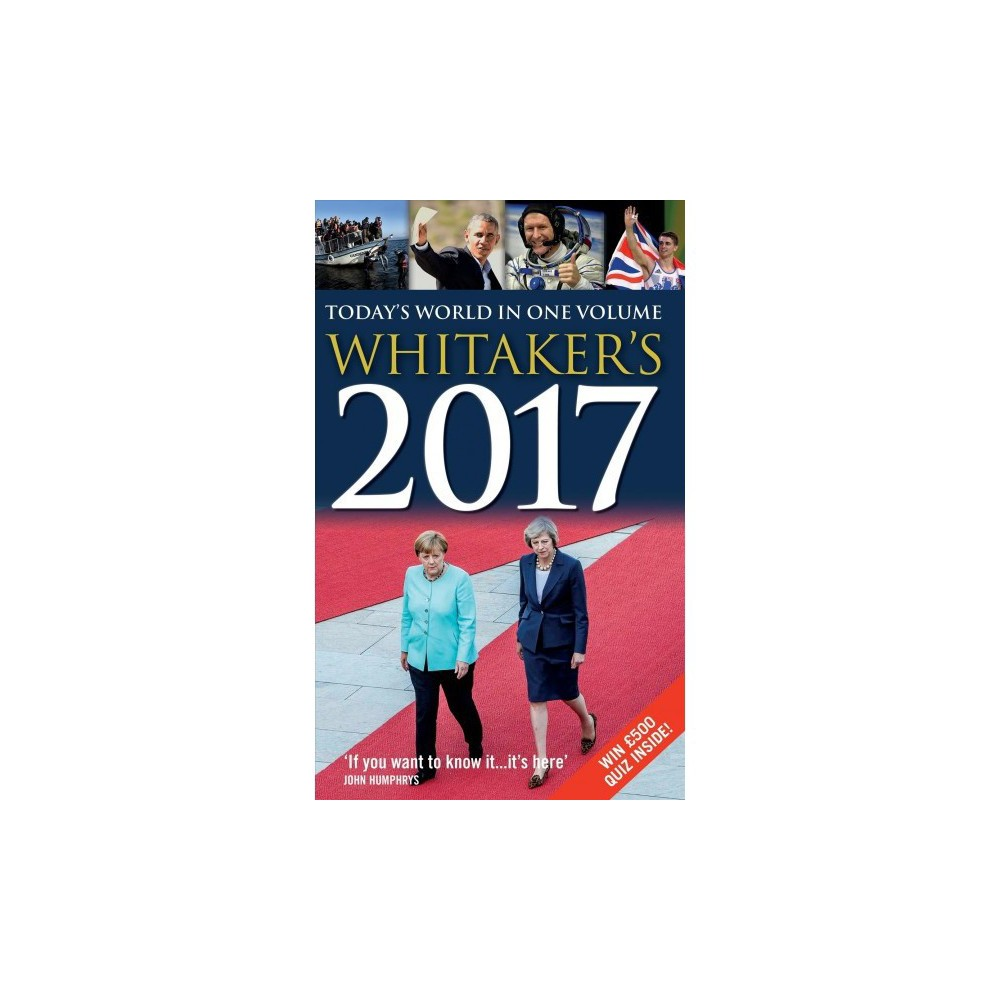 Whitaker's 2017 (Hardcover)