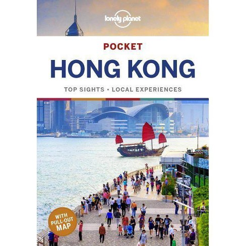 Lonely Planet Pocket Hong Kong - 7 Edition by  Lorna Parkes & Piera Chen & Thomas O'Malley (Paperback) - image 1 of 1