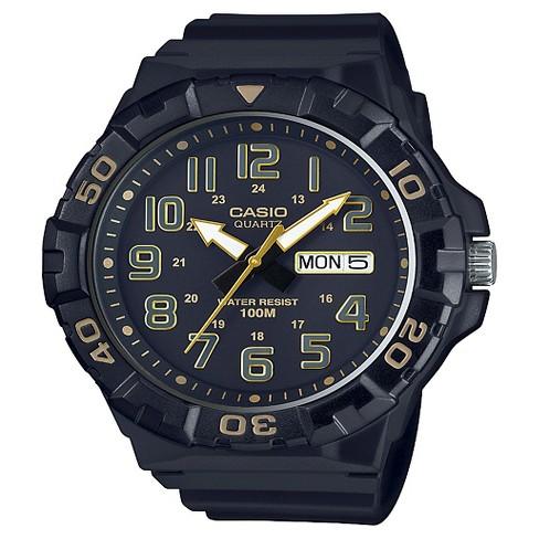 Men's Casio Analog Digital Watch - Black - image 1 of 1