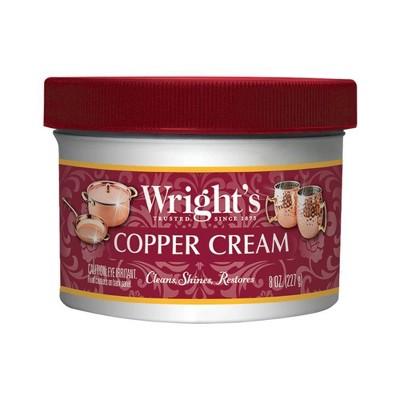 Wright's Copper Polish Cream - 8oz