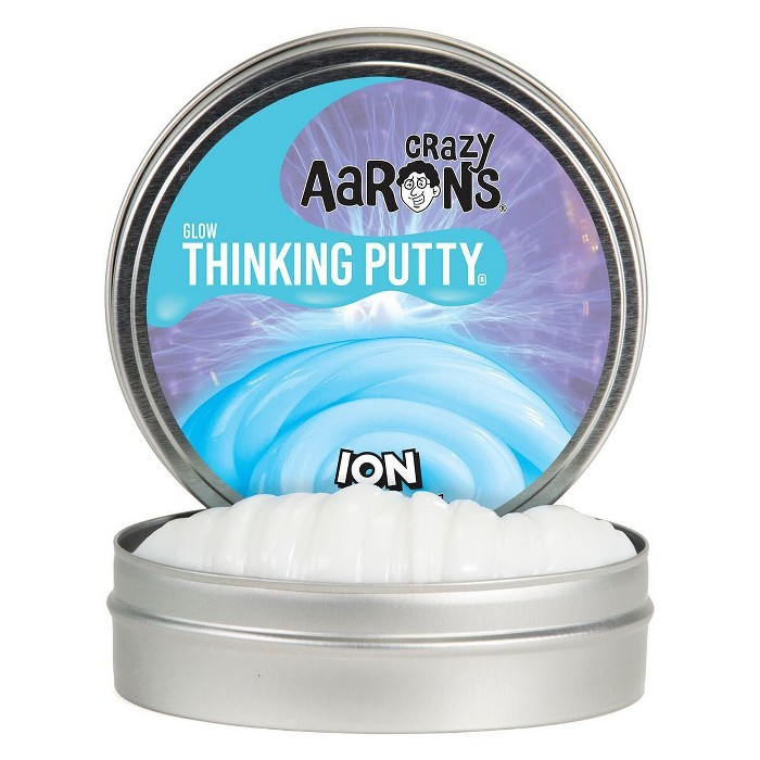 Crazy Aaron's Thinking Putty - Glow Ion - image 1 of 2