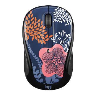 Logitech Mouse (M317) - Forest Floral