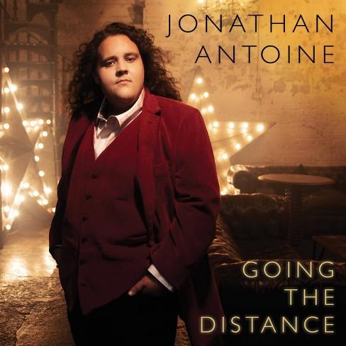 Jonathan Antoine - Going The Distance (CD) - image 1 of 1
