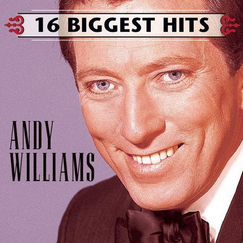Andy Williams - 16 Biggest Hits (CD) - image 1 of 1
