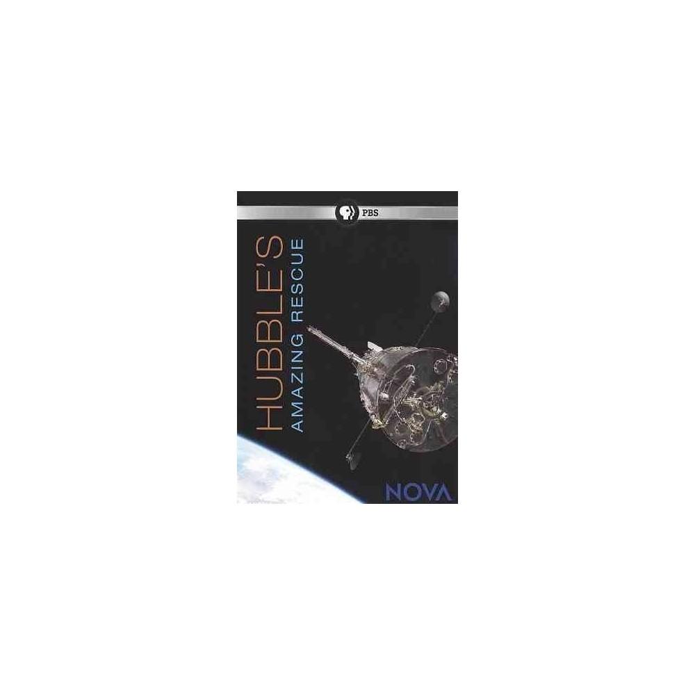 Hubble's Amazing Rescue (Dvd)