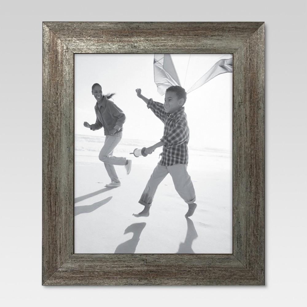 8 x 10 Soft Slope Frame - Threshold, Wood