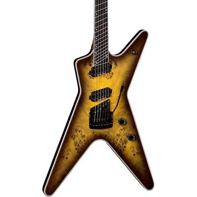 Dean ML Select Multiscale w/Kahler Electric Guitar Satin Natural Black Burst