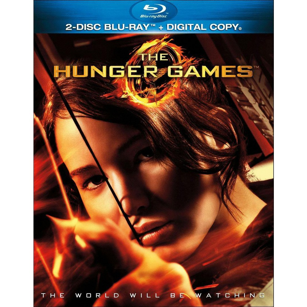 The Hunger Games (Blu-ray) (W) (Widescreen)