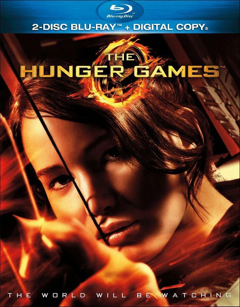 The Hunger Games (Blu-ray) (W) (Widescreen) - image 1 of 1