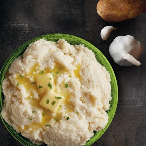 Hormel We Love Prepared Garlic Mashed Potatoes 20oz Target