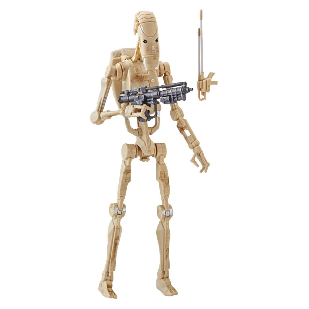 Star Wars The Black Series 6 Battle Droid Figure