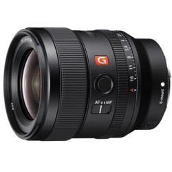 Sony FE 24mm F/1.4 GM (G Master) E Mount Lens