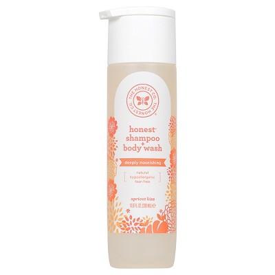 Honest Company 2-in-1 Apricot Shampoo & Wash - 10oz
