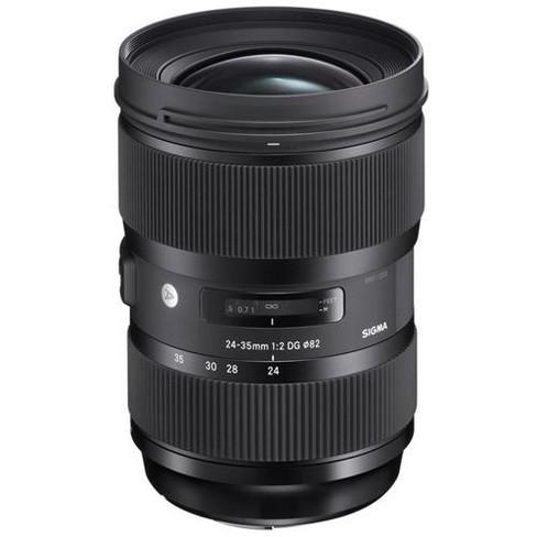 Sigma 24-35mm F/2 DG HSM ART Lens for Canon Digital SLR Cameras - image 1 of 2