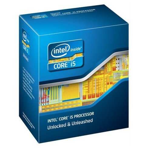 Intel Core i5 3470S / 2.9 GHz processor - image 1 of 1