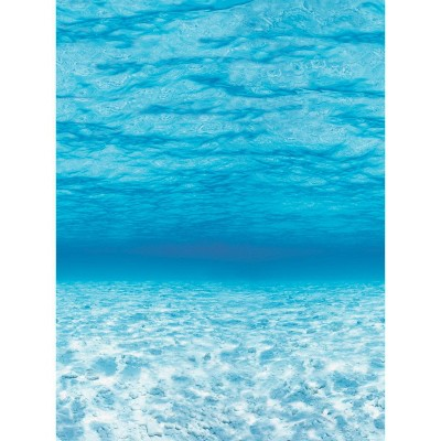 4pk 4'x12' Fadeless Bulletin Board Art Paper Under The Sea - Pacon