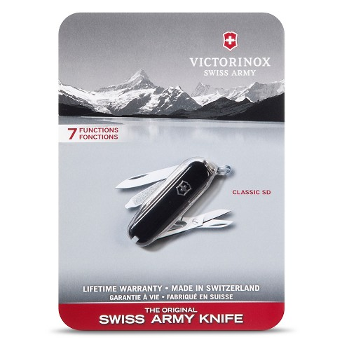 SWISS Army Classic Knife - Colors May Vary - image 1 of 2