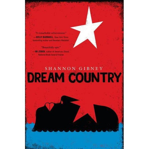 Dream Country - by  Shannon Gibney (Hardcover) - image 1 of 1
