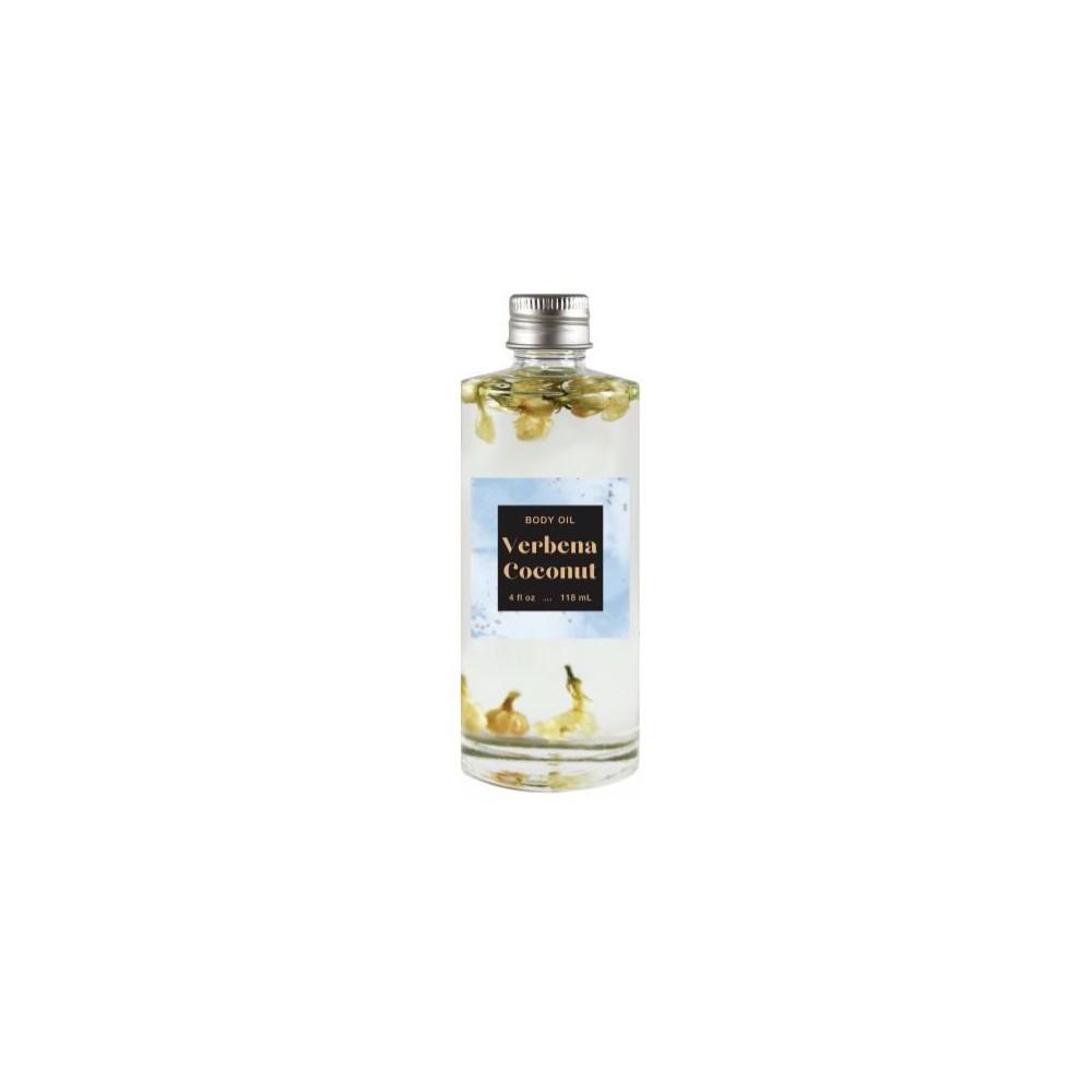 Verbena Coconut Body Oil - 4 fl oz - Target Beauty