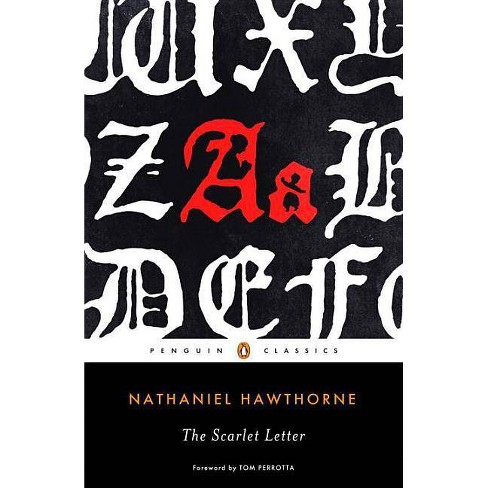 The Scarlet Letter - by  Nathaniel Hawthorne (Paperback) - image 1 of 1