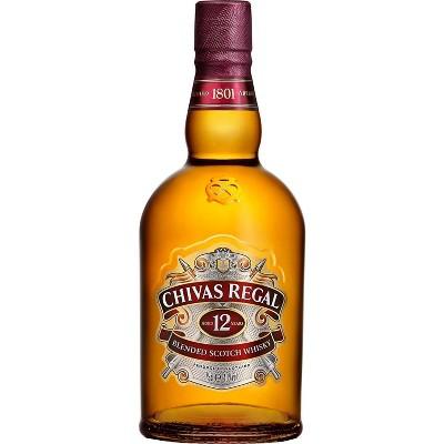 Chivas Regal Scotch Whisky - 750ml Bottle