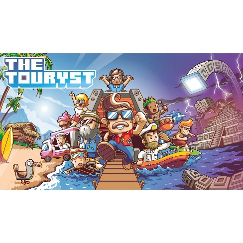The Touryst - Nintendo Switch (Digital) - image 1 of 4