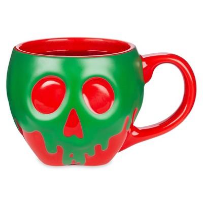 Disney 13oz Ceramic Poison Apple Color Change Mug - Disney store