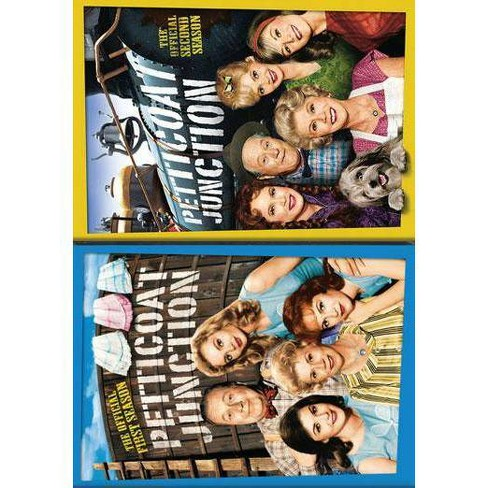 Petticoat Junction: Seasons 1 & 2 (DVD) - image 1 of 1