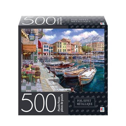 Big Ben: Park Foil Puzzle 500pc - image 1 of 1