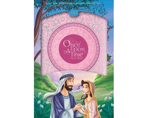 Once upon a Time Holy Bible : New International Readers Version, Italian Duo-tone (Hardcover) - image 1 of 1