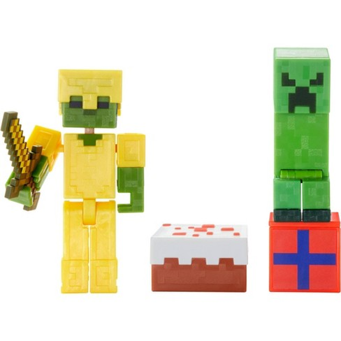 Minecraft Comic Maker 10th Celecration Mob 2-Pack - image 1 of 4