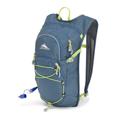 High Sierra HydraHike 8L Mercury Glow Sports Bag - Blue