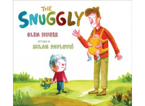Snuggly -  by Glen Huser (Hardcover) - image 1 of 1