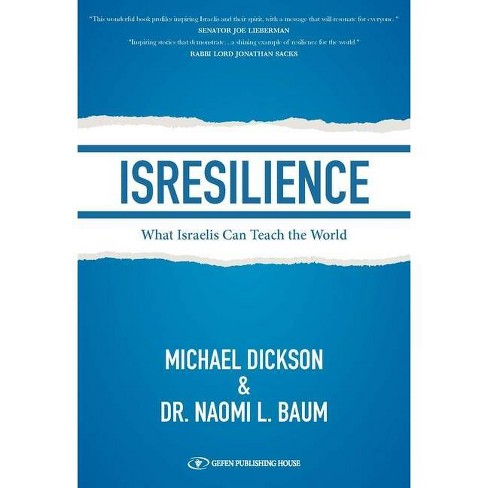 Isresilience - by  Michael Dickson & Naomi L Baum (Hardcover) - image 1 of 1