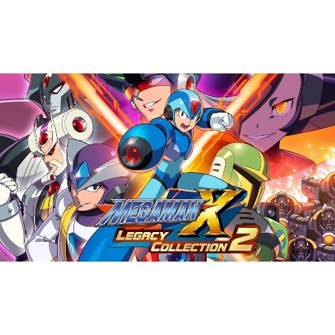 Mega Man X: Legacy Collection 2 - Nintendo Switch (Digital) - image 1 of 4