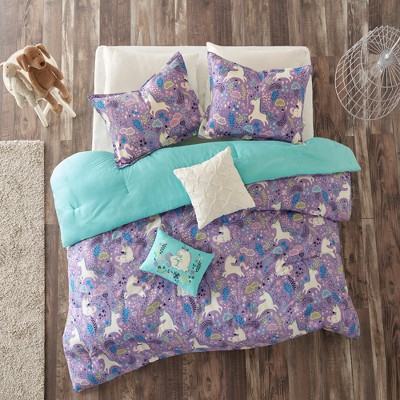 Laila Cotton Printed Comforter Set