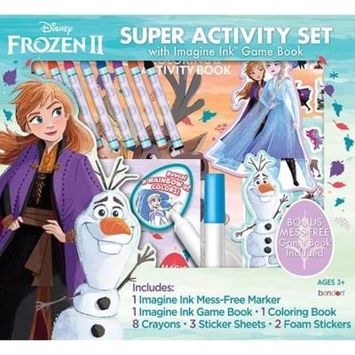 Frozen II Super Activity Set Imagine Easter Ink