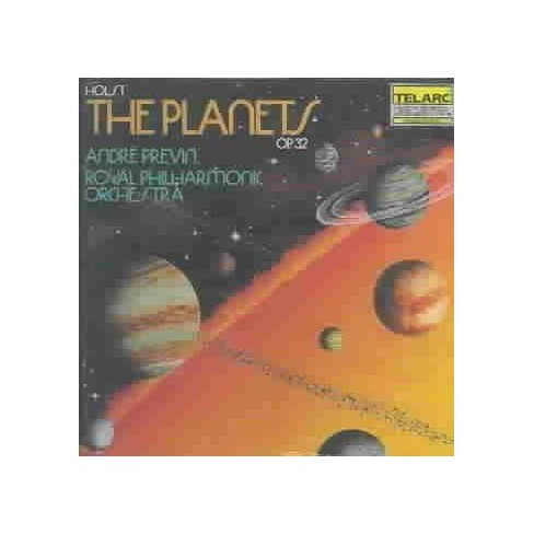Andre Previn - Holst:Planets (CD) - image 1 of 1