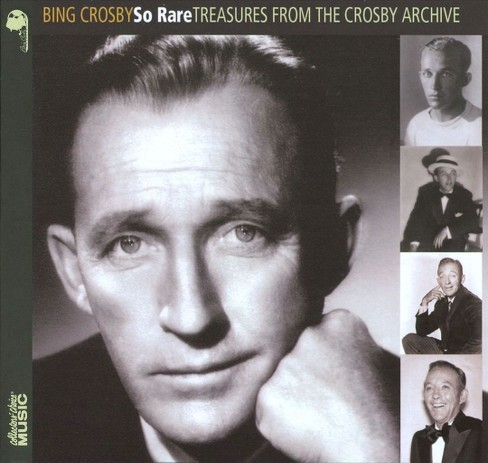 Bing crosby - So rare:Treasures from the crosby arc (CD) - image 1 of 1