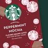 Starbucks Peppermint Mocha Flavored Light Roast Coffee - 11oz - image 3 of 4