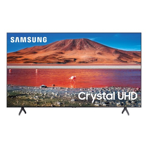 "Samsung 65"" Smart 4K Crystal HDR UHD TV TU7000 Series (Titan Gray) - image 1 of 4"