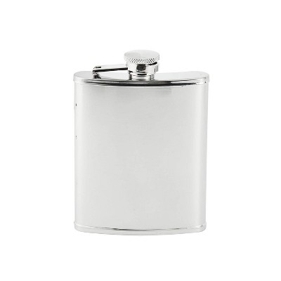 Houdini 6oz Stainless Steel Flask
